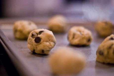 cookie-dough-on-baking-sheet